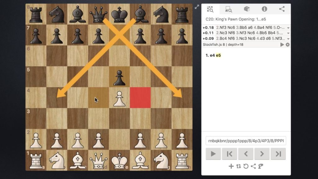 Chess Strategy - Lesson 2 - Piece Development - YouTube