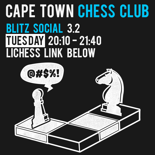 Cape Town BLITZ (lichess)